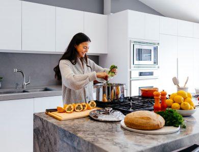 3 zaken om rekening mee te houden bij het verfrissen van je keukenkastjes